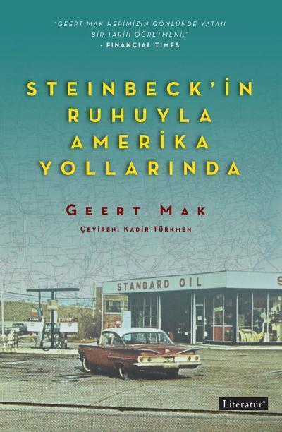 Steinbeck'in Ruhuyla Amerika Yollarında