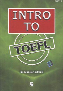 Intro To TOEFL