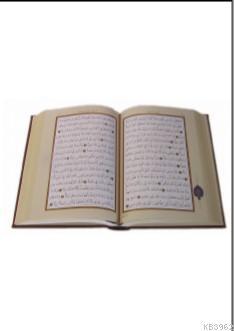 Kur'an-ı Kerim (Hafız Boy, Kuşe, Beş Renk)