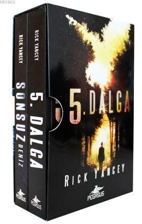5.Dalga Serisi Kutulu Özel Set (2 Kitap)