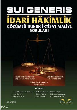 Sui Generis İdari Hakimlik