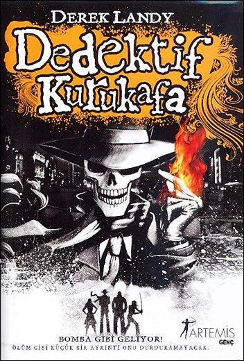 Dedektif Kurukafa (Ciltli)