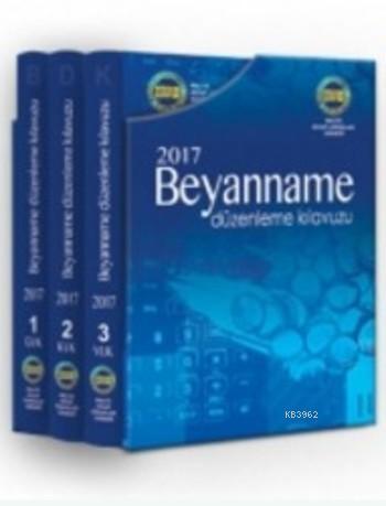 Beyanname Düzenleme Kılavuzu 2017 (Kutulu, Ciltli Takım)