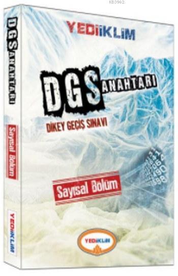 Yediiklim DGS Anahtarı Sayısal Bölüm