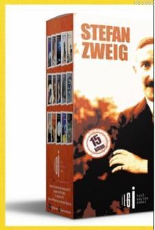 Stefan Zweıg Set ( 15 Kitap ) Kutulu