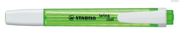 Stabilo Fosforlu Kalem Swing Cool Yeşil 275/33