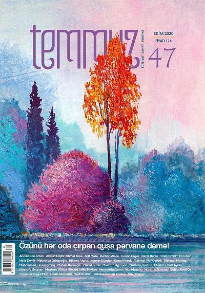 Temmuz Dergisi 46.Sayı Eylül 2020