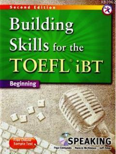 Building Skills for the TOEFL iBT; MP3 CD (2nd Edition)
