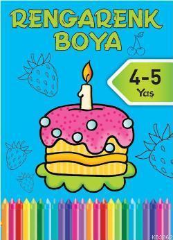 Rengarenk Boya 3 (4-5 Yaş)