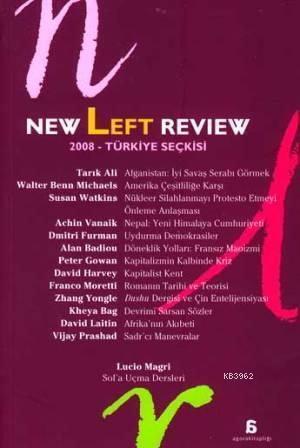New Left Review; 2008 Türkiye Seçkisi