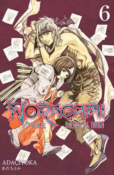 Noragami Cilt 6