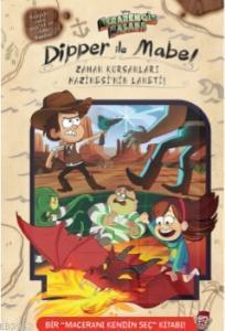 Disney - Esrarengiz Kasaba - Dipper ve Mabel, Zaman Korsanları Hazinesi'nin Laneti