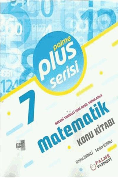 7.Sınıf Matematik Plus Serisi Konu Kitabı