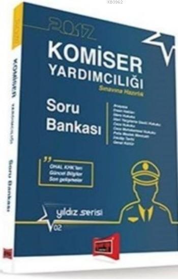 Komiser Yardımcılığı Sınavına Hazırlık Soru Bankası Yıldız Serisi 2 2017