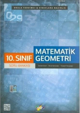 FDD 10. Sınıf Matematik Geometri Soru Bankası