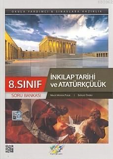 FDD Yayınları 8. Sınıf LGS T.C. İnkılap Tarihi ve Atatürkçülük Soru Bankası FDD