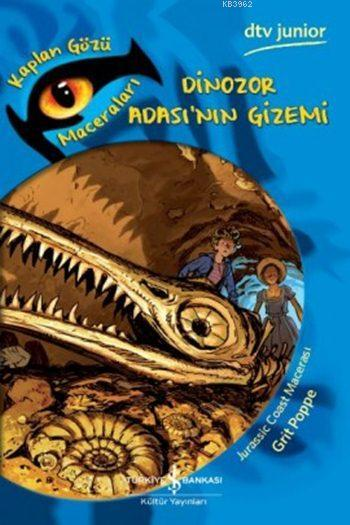 Dinozor Adası'nın Gizemi - Kaplan Gözü Maceraları
