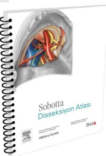 Sobotta Disseksiyon Atlası