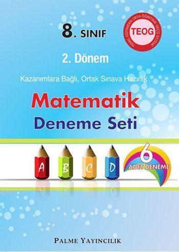8. Sınıf TEOG 2. Dönem Matematik Deneme Seti