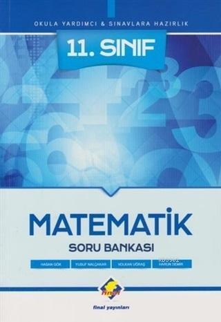 11. Sınıf Matematik Soru Bankası Okula Yardımcı - Sınavlara Hazırlık