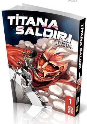 Titana Saldırı Cilt 1