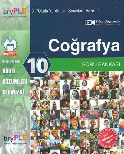 2019 10. Sınıf Coğrafya Soru Bankası; Birey PLE