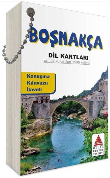 Delta Kültür Yayınları Boşnakça Dil Kartları Delta Kültür