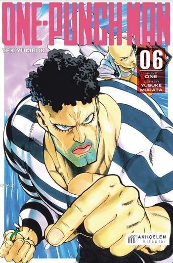 One Punch Man (Cilt 6); Tek Yumruk