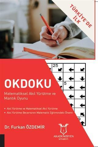 Okdoku Matematiksel Akıl Yürütme ve Mantık Oyunu