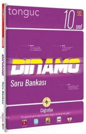 Tonguç Akademi 10.Sınıf Dinamo Coğrafya Soru Bankası