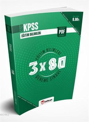 2020 KPSS Eğitim Bilimleri Tamamı PDF Çözümlü 3 Deneme Sınavı