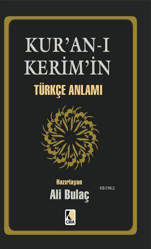 Kuran-ı Kerim Türkçe Anlamı (Cep Boy)
