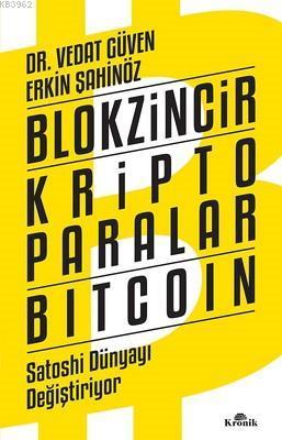 Blokzincir Kripto Paralar Bitcoin