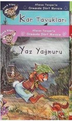 Afacan Tavşanla Ormanda Dört Mevsim / Yaz Yağmuru