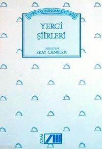Türk Yazınından Seçilmiş Yergi Şiirleri