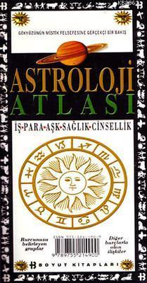 Astroloji Atlası - Cep Astroloji Seti (12 Kitap Takım); Gökyüzünün Mistik Felsefesine Gerçekçi Bir Bakış