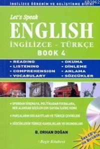 Let's Speak English / İngilizce - Türkçe Book 4