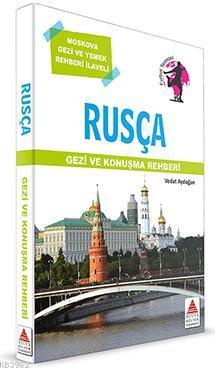 Delta Kültür Yayınları Rusça Gezi ve Konuşma Rehberi Delta Kültür