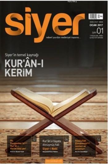 Siyer İlim Tarih Dergisi - 1. Sayı