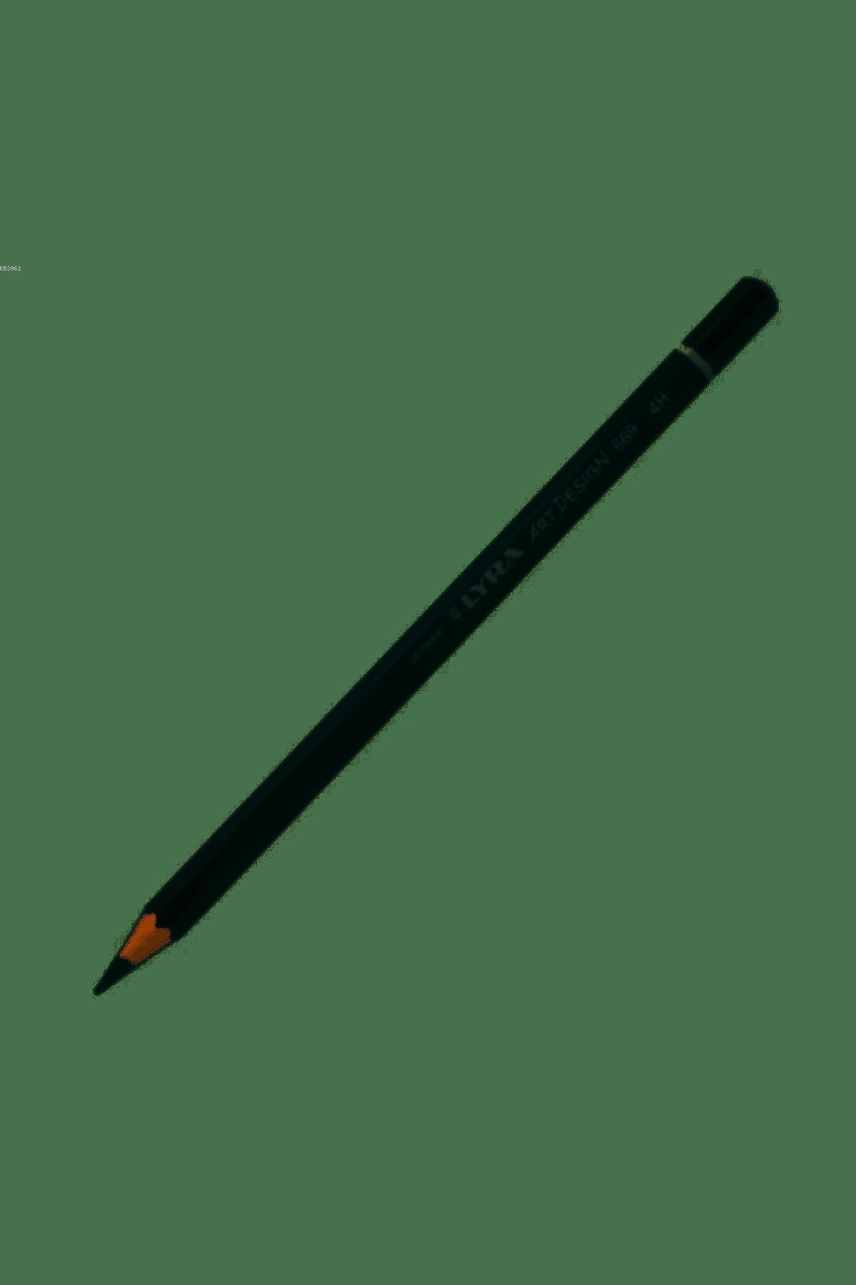 Lyra Kurşun K.Dereceli Art Design 4H L1110114