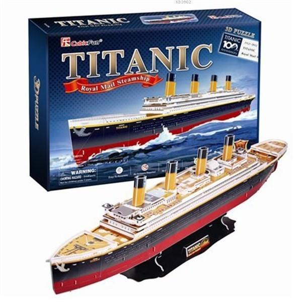 NecoToys T4011h Titanic 3D Puzzle