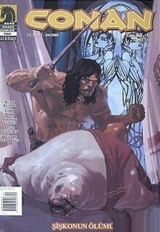 Conan Sayı: 10 Şişkonun Ölümü
