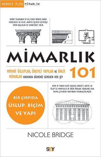 Mimarlık 101; Mimari Üsluplar Önemli Yapılar ve Ünlü Mimarlar