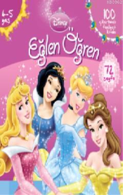 Prensesler - Eğlenerek Öğreniyorum