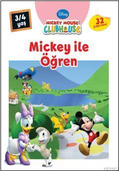 Mickey ile Öğren (3-4 Yaş)