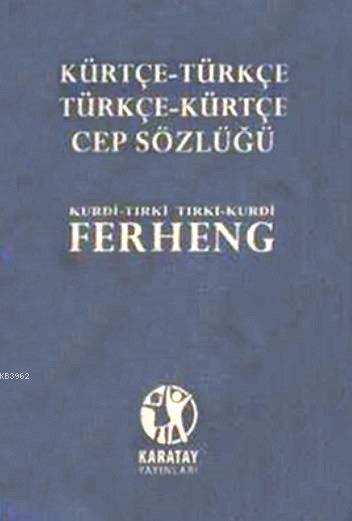 Kürtçe-Türkçe Cep Sözlük
