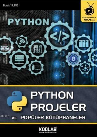 Python Projeler ve Popüler Kütüphaneler