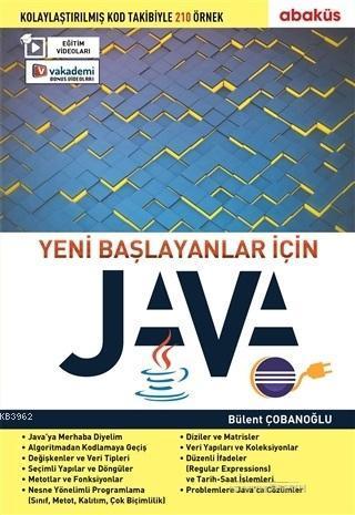 Yeni Başlayanlar İçin Java Eğitim Videolu