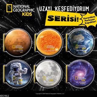 National Geographic Kids - Uzayı Keşfediyorum Mini Set (6 Kitap)