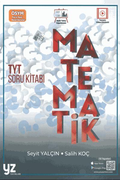 YKS TYT Matematik Soru Kitabı; ÖSYM Tarzı Yeni Nesil Sorular